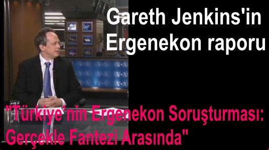 Gareth Jenkins ergenekon raporu
