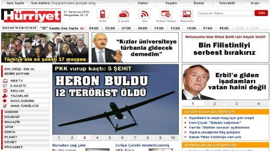 hürriyet.com.tr heron