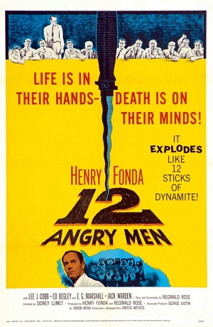 twelve angry men 12 kızgın adam 12 öfkeli adam